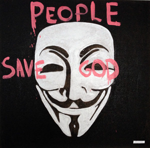 miss brainwash People Save God